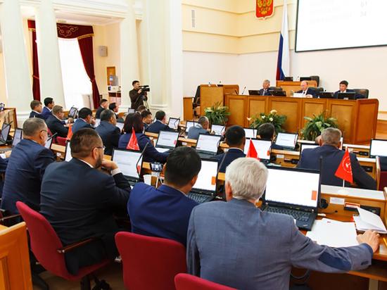 Депутаты Народного Хурала Бурятии приняли ряд важных социальных законов