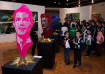 Спорт в художественном воплощении: выставка современного искусства