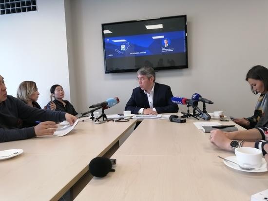 Алексей Цыденов рассказал, сколько еще надо Бурятии детских садов