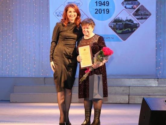 Управление Рязанского троллейбуса празднует 70-летие