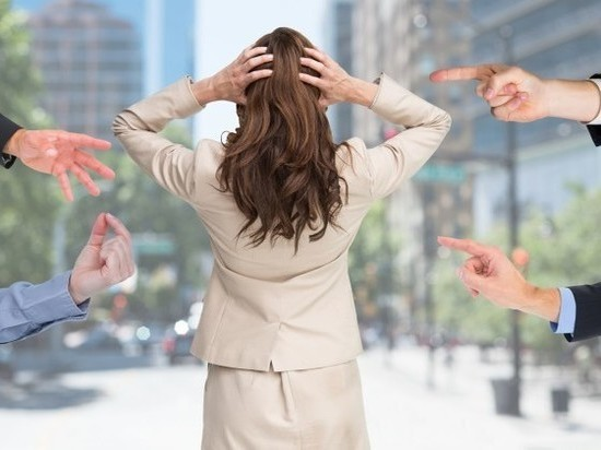Жительницу Оренбурга могут оштрафовать на 500 000 за клевету