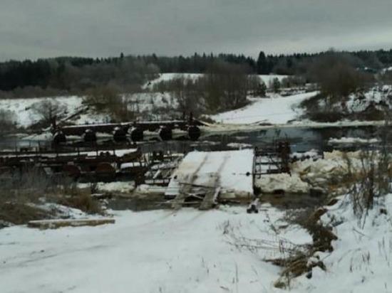 Жители нескольких деревень в Архангельской области поставлены на грань выживания