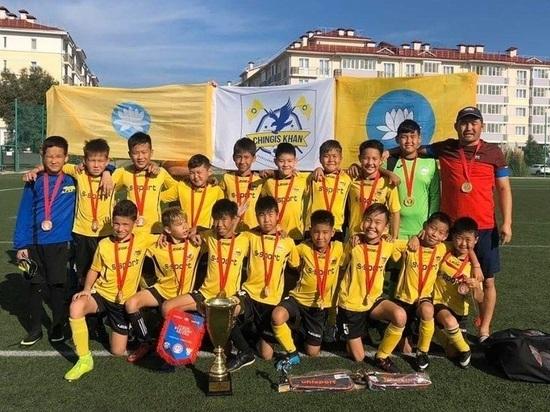 Калмыцкий «Чингис Хан» стал победителем «Кубка будущих легенд»