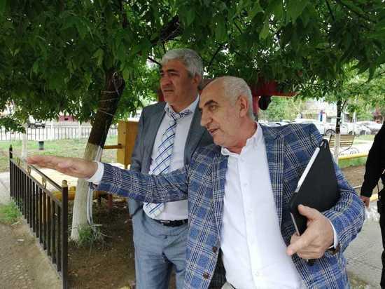 В Дагестане провели очередной формальный конкурс
