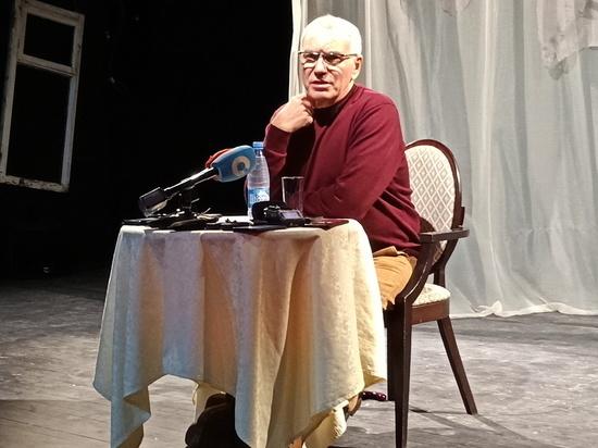 Сергей Афанасьев подал заявление об уходе из созданного им театра