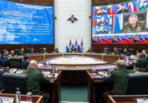 Министр обороны России Сергей Шойгу провел заседание оргкомитета форума «Армия-2020», в ходе которого подвел итоги форума прошлого года и анонсировал события в новом году