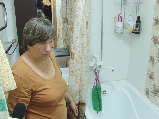 Глава алтайского сельсовета объяснил, почему не выгодно дать горячую воду в дом, о котором рассказали Медведеву