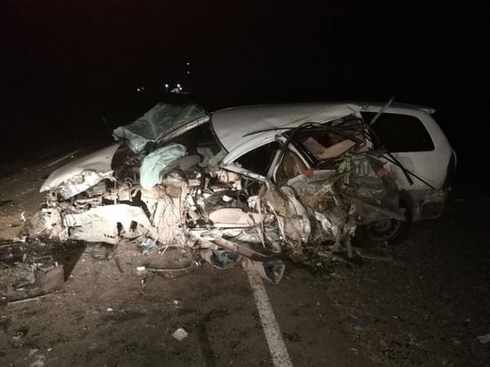 Женщина погибла, ребёнок пострадал в ДТП в Куйтунском районе