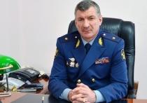Задержан начальник ГУФСИН Ростовской области Муслим Даххаев