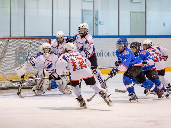 Ледяная купель саратовского хоккея