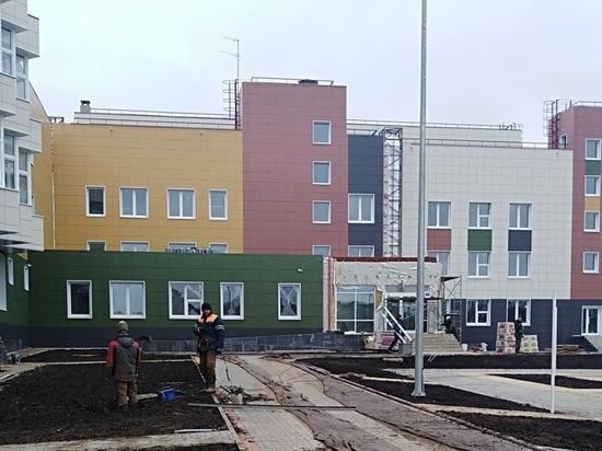 Новая школа в Кирове готовится к итоговой проверке