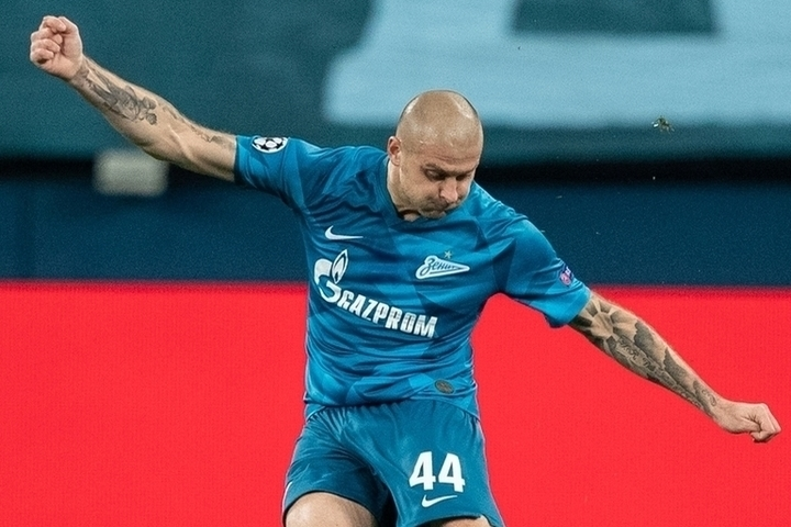 Игрок «Зенита» Ярослав Ракицкий объявил о завершении карьеры в сборной Украины