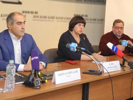 Адвокат Шота Горгадзе взял под защиту юриста Карамзина