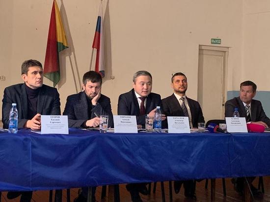Осипов рассказал, что сделают для развития Калганского района