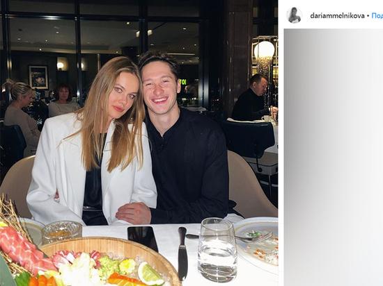 Футболист Миранчук представил новую любовь: девушка с прошлым