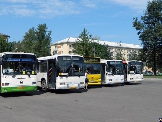 Изменилось расписание движения псковского автобуса №9