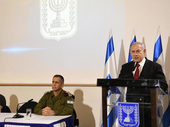Нетаниягу: операция в Газе - новый мировой стандарт ликвидации террористов