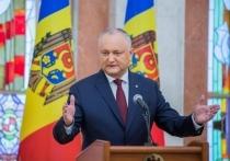 Игорь Додон: «Я предложу премьер-министра не из политических кругов…»