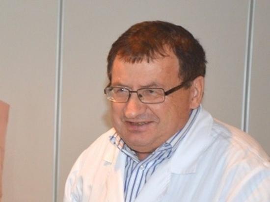 В Туве прощаются с ветераном здравоохранения Виктором Шлеменко