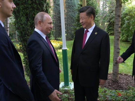 Путин: на российско-китайские отношения невозможно повлиять извне