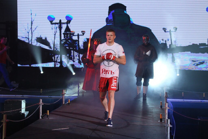 Спецназовец из Сургута примет участие в международном турнире ММА