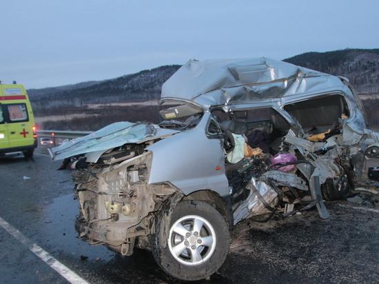 Автокатастрофы в Забайкалье: всё о двух смертельных трагедиях