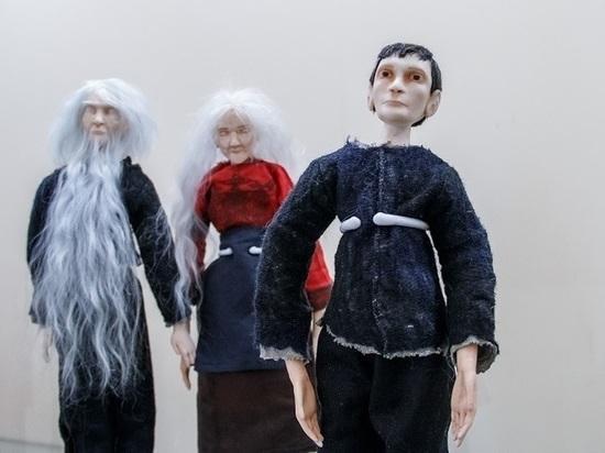 Выставка авторских кукол из фарфора пройдёт в Иркутске