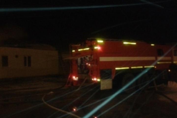 Сгорело всё, дом, гараж, владелец: в Костромской области на пожаре погиб человек