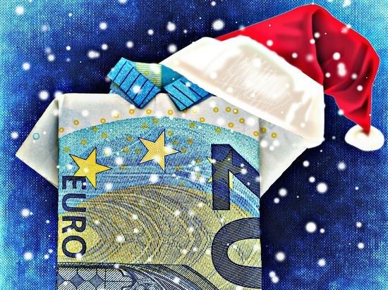 В каких отраслях Германии платят самые высокие рождественские бонусы