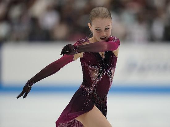 Трусова не играет: 15-летняя российская фигуристка покажет уникальную программу