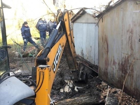 В Краснодаре ликвидировали коммунальную аварию на улице Старокубанской