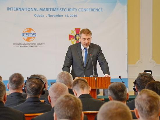 Министр обороны Украины назвал Россию врагом