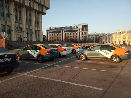 Туляки смогут доехать до Москвы на арендованном авто за 900 рублей
