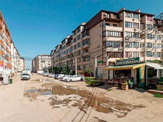 Жители Музыкального микрорайона Краснодара передали городу землю для строительства дорог