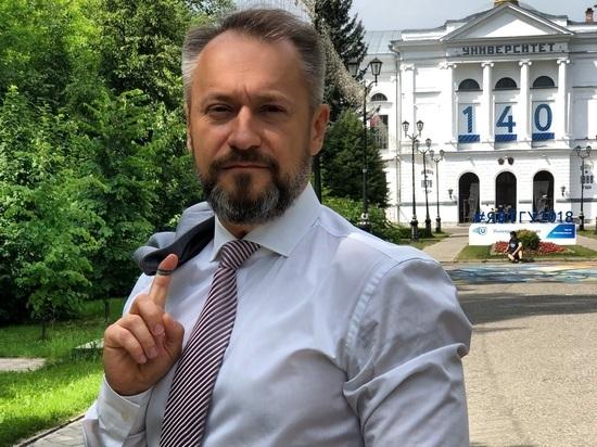 Кандидат в мэры Томска Евгений Макаренко ушел работать в правительство Ингушетии