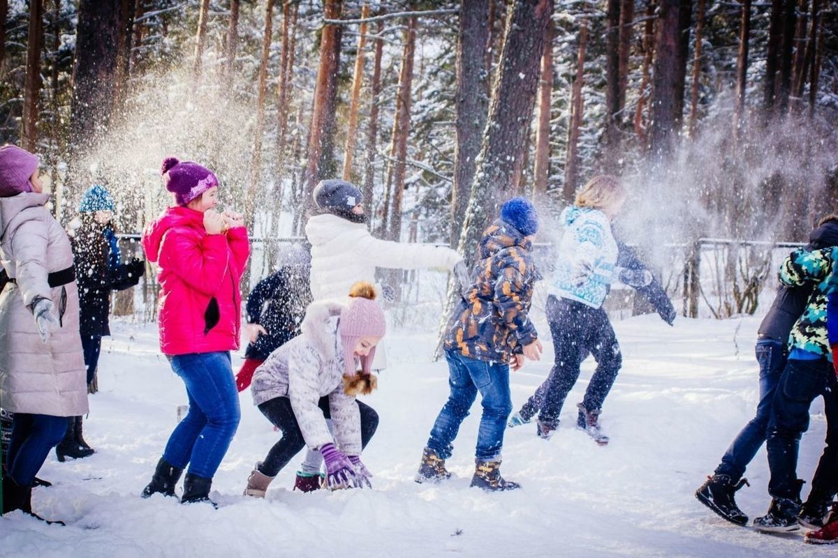 конкурс фотографий зимние каникулы следует большой буквы