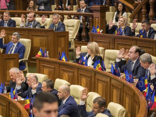 В Молдавии избрали новое правительство