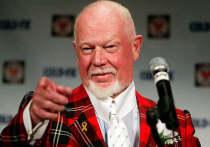 Скандал НХЛ: канадского телеведущего Дона Черри отправили на пенсию