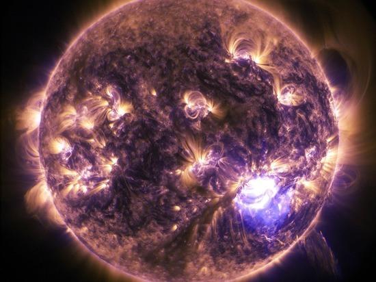 Эксперты предупредили о магнитной буре через неделю