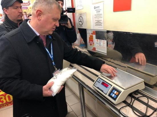 Насколько врут весы в псковских магазинах и на рынках, выяснил «Народный контроль»