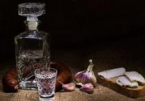 В России могут ввести запрет на производство водки с золотыми хлопьями и нерастительными ароматическими добавками с 2021 года