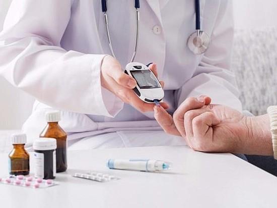 Ивановская область – в лидерах по количеству больных сахарным диабетом