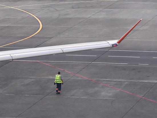 Самолёт, прибывший из Минска в Шереметьево, задел другое воздушное судно
