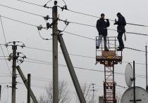 В Хабаровском крае из-за циклона зафиксированы перебои с электроэнергией