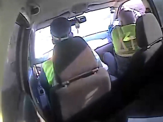 В погоне за угнанной «семёркой» полицейские на Кубани открыли стрельбу