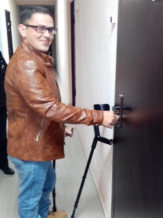 На Ставрополье бывший детдомовец преодолел волокиту и получил жилье