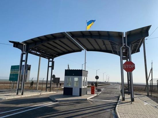 Украина открыла границу с Крымом: как выглядят КПП