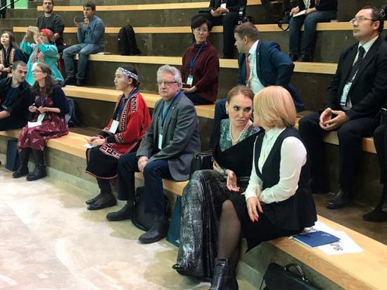 Делегация из Ямала участвует на конференции по сохранению языков КМНС