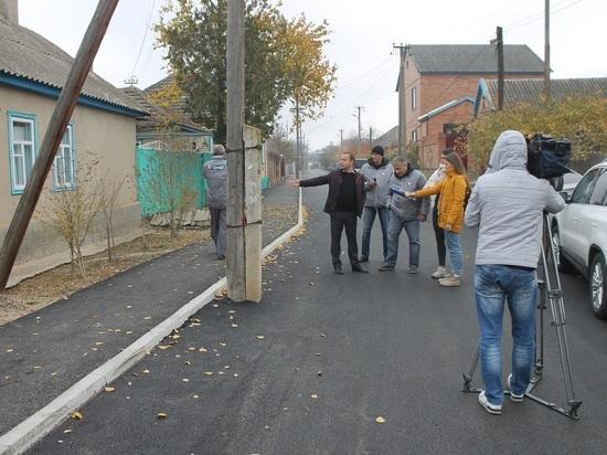 Активисты ОНФ нашли «дорогу в столб» в Светлограде