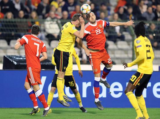 Перед матчем Россия-Бельгия эксперты взвесили шансы сборной Черчесова